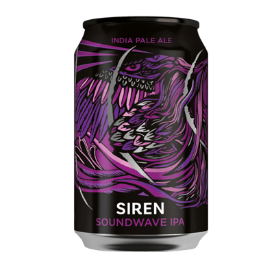 Siren Soundwave West Coast IPA 330ml Can