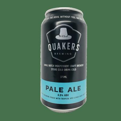 Quakers Hat Pale Ale