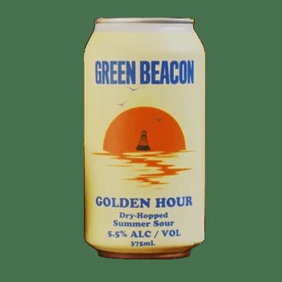 Green Beacon Golden Hour Summer Sour