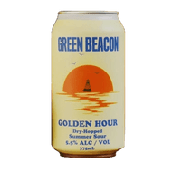Green Beacon Golden Hour Summer Sour
