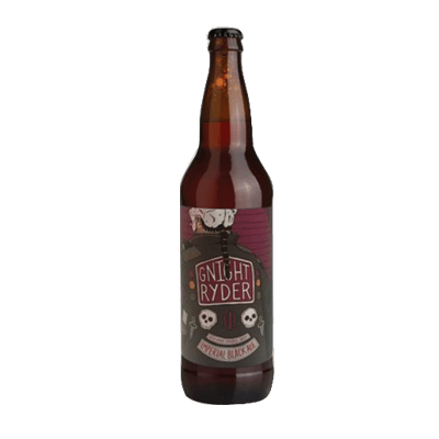 Against the Grain Gnight Ryder Dark Ale