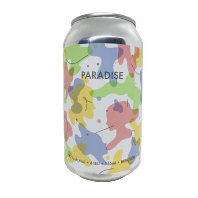 2 Crows Paradise Foedre Aged Sour