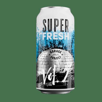 Garage Project Super Fresh Vol. 2 Triple Hazy IPA 1 Limit