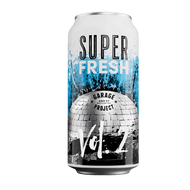 Garage Project Super Fresh Vol. 2 Triple Hazy IPA 1 Limit