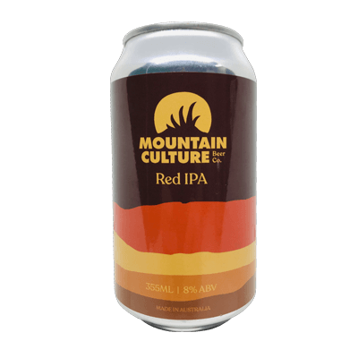 Mountain Culture Red IPA