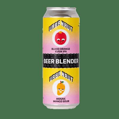 Urbanaut Beer Blender Blood Orange Kveik IPA Mosaic & Mango Sour Blend