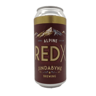 Jindabyne Alpine Red X