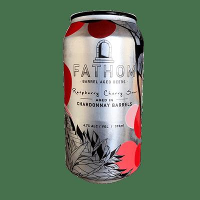 Fathom Belgian Style Red with Cherry & Raspberry
