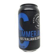 Woolshed Summer Ale 375ml Can