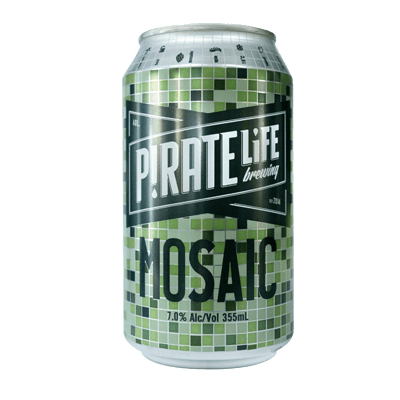 Pirate Life Mosaic IPA 355ml Can