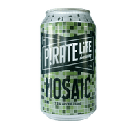 Pirate Life Mosaic IPA 355ml Can