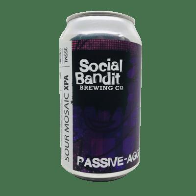 Social Bandit Passive Aggressive Sour Ale
