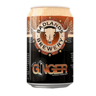 Badlands Only A Ginger Beer