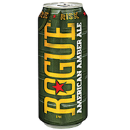 Rogue American Amber Ale Can