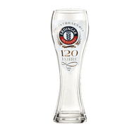 Erdinger Weizen 120 Year Glass 500ml