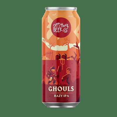 Offshoot Beer Co Ghouls Hazy IPA