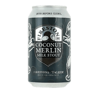 Firestone Walker Coconut Merlin Milk Stout