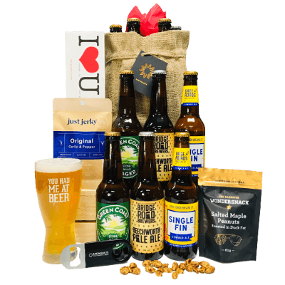 Valentine's Day Big Beer Brewquet with Extras