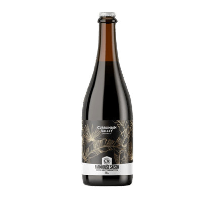 Currumbin Valley 2019 Farmhouse Saison with Brettanomyces