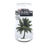 Edge Island Time Sour Brut IPA