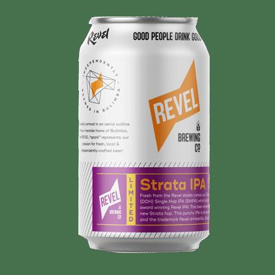Revel Single Hop Strata IPA