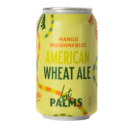 Lost Palms Mango & Passionfruit American Wheat Ale
