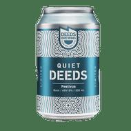 Quiet Deeds Festivus Rock Bock
