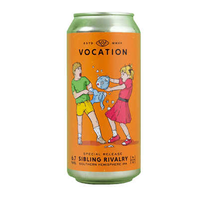 Vocation Sibling Rivalry IPA