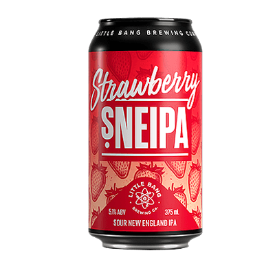 Little Bang Strawberry SNEIPA