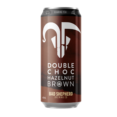 Bad Shepherds Double Choc Hazelnut Brown Ale