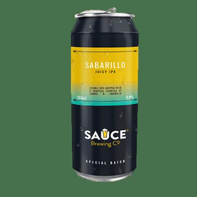 Sauce Sabarillo Juicy IPA