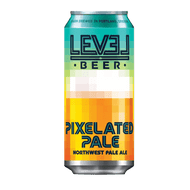 Level Pixelated Pale Ale