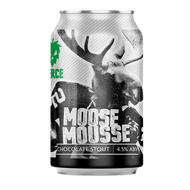 Fierce Moose Mousse Chocolate Stout