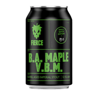 Fierce B.A. Maple Very Big Moose Imperial Stout