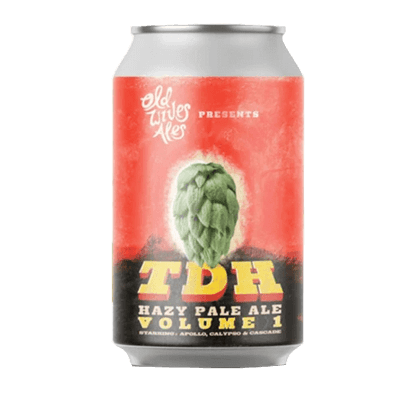 Old Wives TDH Hazy Pale Ale Volume 1