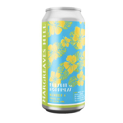 Hargreaves Hill Pursuit of Hoppiness #4 NEIPA