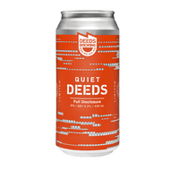 Quiet Deeds Full Disclosure IPA