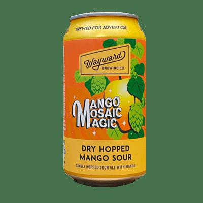 Wayward Mango Mosaic Magic Sour Ale