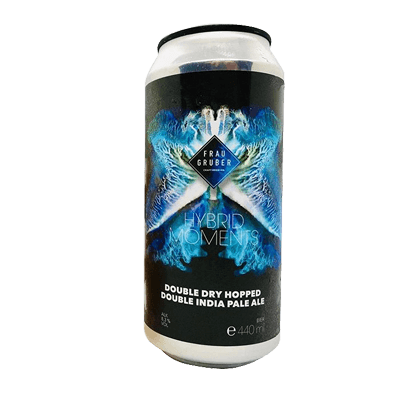 FrauGruber Hybrid Moments DDH Daouble IPA