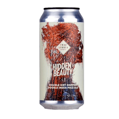 FrauGruber Hidden Beauty Double IPA