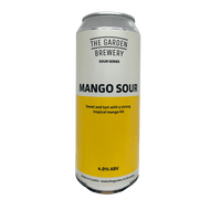 The Garden Mango Sour Ale