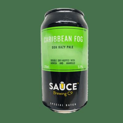 Sauce Caribbean Fog DDH Hazy Pale Ale