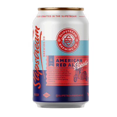 Slipstream Scooter American Red Ale