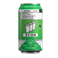 Little Bang Icon Hoppy Steam Ale