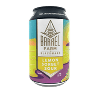 Blackman's Barrel Farm Lemon Sorbet Sour