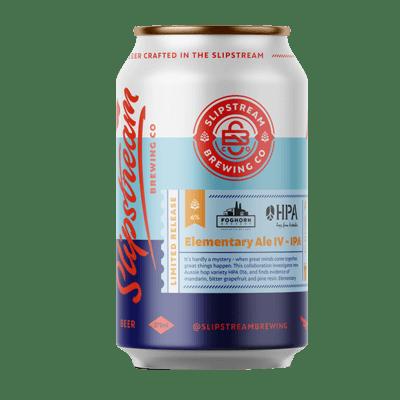Slipstream Elementary Ale IV IPA
