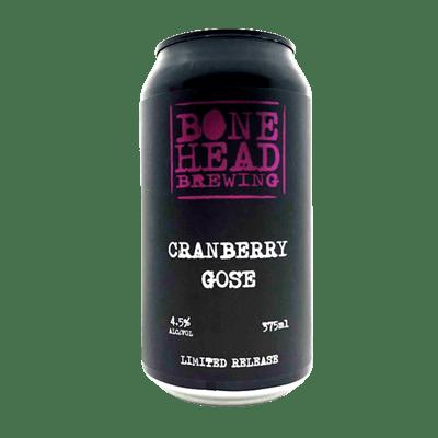 Bonehead Cranberry Gose
