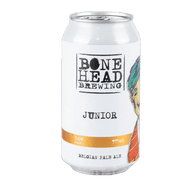 Bonehead Junior Belgian Pale Ale