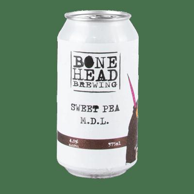 Bonehead Sweet Pea Melbourne Dark Lager