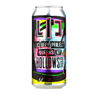 LIC Beer Project Hollows DIPA